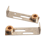 FMP 171-1235 Shaft Carrier Kit Includes 2 brackets