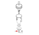 FMP 176-1166 Lock Nut