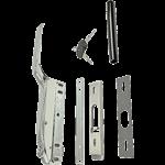 FMP 180-1082 Door Handle with Lock
