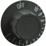 FMP 187-1204 Thermostat Dial