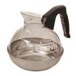 FMP 190-1110 Decanter by BUNN Black handle