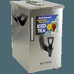 FMP 190-1386 Iced Tea Dispenser by BUNN 4 gal