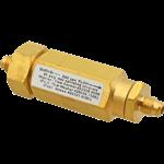 FMP 190-1400 Strainer/Flow Control 0.5 GPM