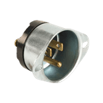 FMP 197-1009 Recessed Male Plug