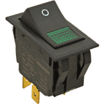 FMP 204-1320 On/Off Switch Green