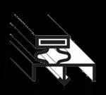 FMP 214-2012 Drawer Gasket