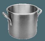 "FMP 215-1276 Aluminum Stock Pot by Vollrath/Wear-Ever 12 qt  10"" diameter"