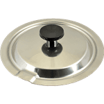 FMP 217-1236 Lid with Knob Stainless steel
