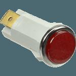 FMP 218-1347 Indicator Light Red lens