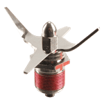 FMP 222-1347 Blade Assembly For 64 oz Lexan jars