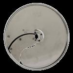 "FMP 223-1253 Cutter Plate Single steel blade  3/8"" slice"