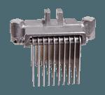 "FMP 224-1205 Pusher Assembly 3/8"" cut  10 fins"