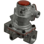 """FMP 228-1345 Safety Valve 3/8"""" NPT inlet and outlet"""