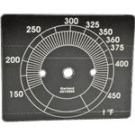 FMP 229-1228 Thermostat Dial