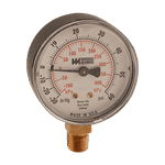 "FMP 230-1005 Pressure Gauge 30"" Hg to 60 PSI"