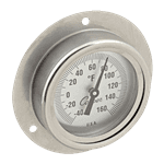 FMP 238-1007 Refrigerator/Freezer Probe Thermometer -40* to 160*F