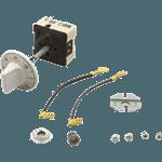 FMP 250-1033 Robertshaw Heavy-Duty Infinite Control Kit 120V  15 amp rating