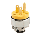 FMP 253-1030 Single Phase Non-Locking Plug