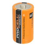 FMP 253-1239 Duracell Procell D Battery Commercial alkaline