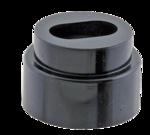 FMP 253-1262 Fluorescent Bulb Safety Shield End Cap