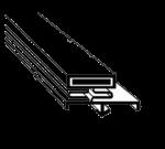 FMP 254-1023 Door Gasket