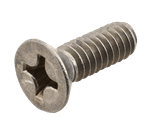 FMP 256-1175 Flat Head Screw 1/4-20 thread  stainless steel
