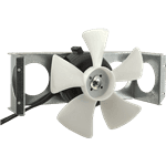 FMP 256-1571 Fan Motor CW rotation from shaft end