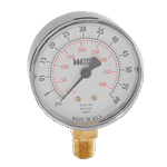 FMP 263-1020 Water Pressure Gauge