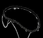FMP 266-1095 Motor Belt