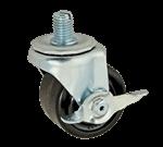 "FMP 266-1110 Medium-Duty 3"" Swivel Stem Caster with Brake"