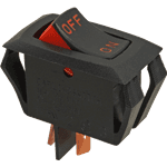 FMP 266-1177 Rocker Switch SPST  On/Off