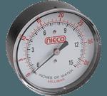 FMP 272-1010 Gas Pressure Gauge