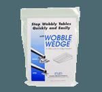 FMP 280-1174 Wobble Wedge Tapered Installation Shim Pack of 30 Translucent hard nylon wedges