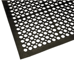 "FMP 280-1218 Tek-Tough Jr. Safety Floor Mat by Teknor Apex General purpose  3' x 5' x 1/2"" thick"