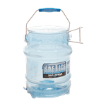FMP 280-1280 Saf-T-Ice Tote Ice Carrier by San Jamar 6 gal