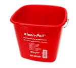 FMP 280-1284 Kleen-Pail Sanitizing Solution Bucket by San Jamar 6 qt