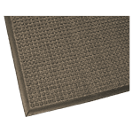 FMP 280-1521 Water Master Entrance Mat by Teknor Apex 4' x 6'  charcoal gray