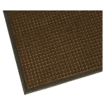 FMP 280-1522 Water Master Entrance Mat by Teknor Apex 4' x 6'  dark brown