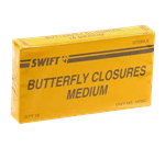 FMP 280-1529 Butterfly Closures Box of 16