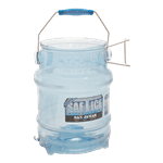FMP 280-1609 Saf-T-Ice Tote Ice Carrier by San Jamar 5 gal
