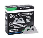 FMP 280-1864 S4 Safety Cutter Blades Box of 100