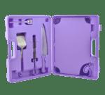 FMP 280-1936 Allergen Saf-T-Zone Cutting Board Kit by San Jamar