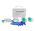 FMP 280-1948 CPR Kit 2 adult CPR masks  2 child CPR masks