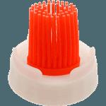 FMP 280-2124 Basting Brush Caps Fits 16 oz FIFO bottles  pack of 6