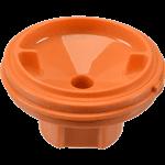 FMP 280-2148 Stopper by Zojirushi Orange plastic