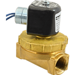 """FMP 298-2067 Solenoid Valve 3/4"""" NPT inlet and outlet"""
