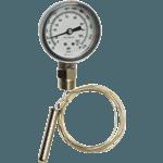 "FMP 298-2082 Dishwasher Thermometer 84"" capillary"