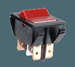 "FMP 500-1021 Rocker Switch Fits 7/8"" x 1-1/2 opening"