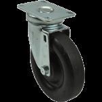 "FMP 547-1009 5"" Swivel Plate Caster"