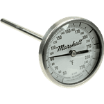 FMP 547-1014 st Thermometer 50* to 250* temperature range